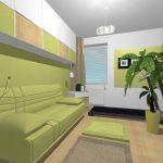 dizajn hostovskej miestnosti