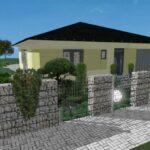 navrh gambionoveho plotu zeleneho domu jkdeco