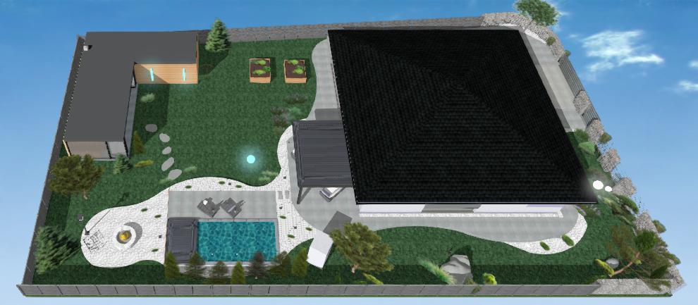 areal bungalovu bernolakovo