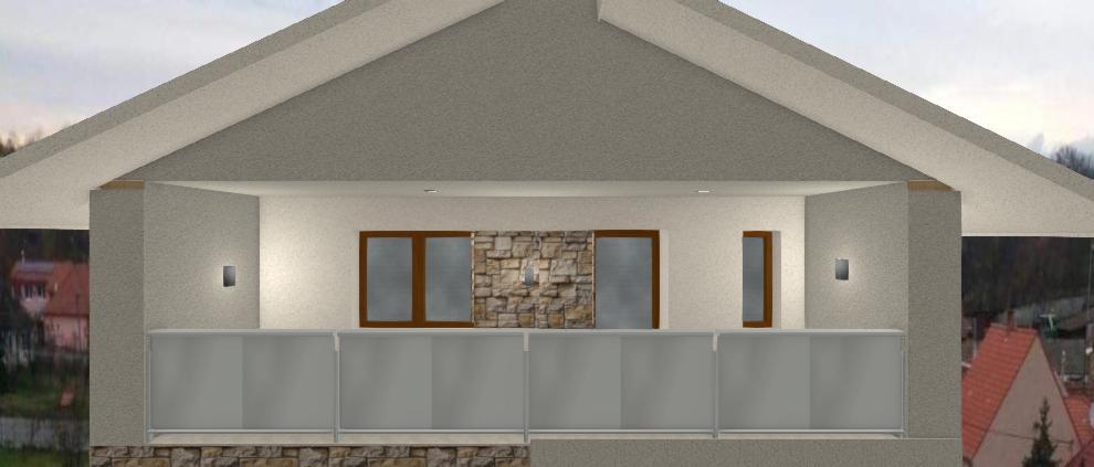 presklenny balkon